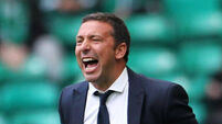 McInnes hails players as  Dons leapfrog Celtic