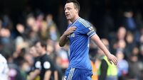 Chelsea put five past goalless Swansea in comprehensive Premier League win