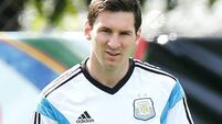 Holland says Messi mega move to Chelsea 'impossible'