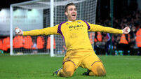 Adrian spot on as Hammers win shoot-out