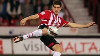 Oldham on verge of signing Ched Evans