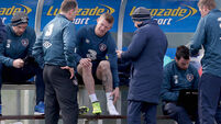 James McClean injury worry as Martin O'Neill also sweats on Darron Gibson