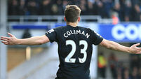 Roberto Martinez hails Seamus Coleman as Everton beat QPR