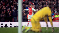 Arsenal grateful for home comforts