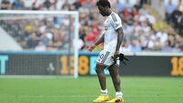 Man City agree €30m fee with Swansea to sign Wilfried Bony