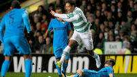 John Guidetti to the rescue for Celtic