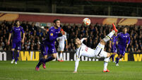 Roberto Soldado pays penalty for rush of blood