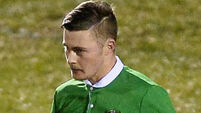 Shane O'Neill strike seals shock Cabinteely EA Sports Cup win against UCD