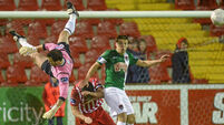 Cork City struggle at Sligo Rovers