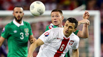 James McCarthy unfazed by Dunphy and Brady criticism