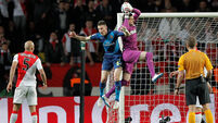 Another glorious failure as Arsenal fall agonisingly short