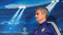 Jose Mourinho upbeat as Chelsea bring it back home