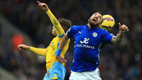 Crystal Palace pile pressure on Leicester manger Pearson