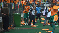 Ivory Coast through to another African Nations Cup final