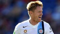 A-League injury puts Damien Duff's return to League of Ireland in doubt