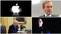 MORNING BULLETIN: Ireland's appeal in Apple case 'could take four years'