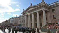 1916 centenary: Commemoration draws huge crowds to capital as thousands join dignitaries for historic ceremony