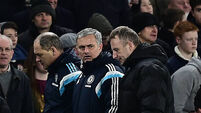 Comment: Cold shoulder as Mourinho gets dirty