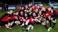 UCC complete first Collingwood-Harding double in style
