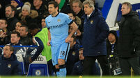 Chelsea in pole but race still on, insists Frank Lampard