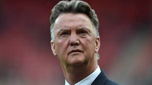 Reds suffer the 'hairdryer' from shocked Louis van Gaal