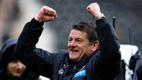 I'm the best in the league, claims John Carver