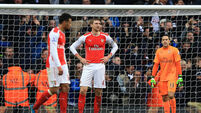 TERRACE TALK: Arsenal: Derby disaster as hopes dashed by able Kane