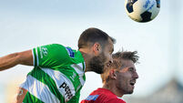 Shamrock Rovers look to leapfrog Cork City into second place