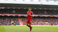 Steven Gerrard won't rely on Liverpool reputation