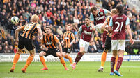 Paul McShane reveals 'devastation' as Burnley tame Hull