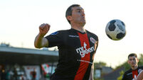 Jason Byrne rolls back the years with a vintage finish for Bohs