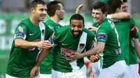 Cork City survive late Drogheda United scare