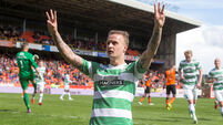 Scotland call Leigh Griffiths and Scott Bain up for Ireland clash