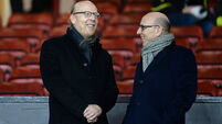 'Glazers have taken €1bn out of Manchester United'