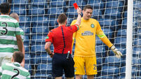 Celtic blast referee after Caley Thistle defender Josh Meekings KO