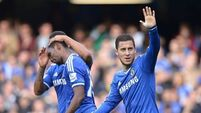 Mourinho: Eden Hazard the best