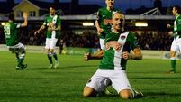 Cork City stifled by Patrick's Athletic