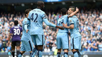Pellegrini pushes positives