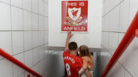 Gerrard exit acid test of Rodgers