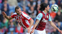 Sean Dyche hails effort as Burnley respond to relegation