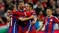 Magnficent Bayern Munich maul Porto