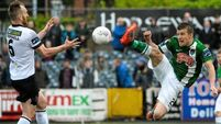 Honours even at Oriel Park