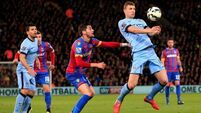Manchester City's title hopes left in tatters