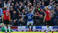 Everton torment for Man United