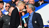 Arsenal and Wenger nothing special to Mourinho