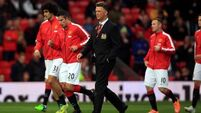 Louis van Gaal: I won't break pledge to retire in 2017
