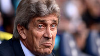 Manuel Pellegrini: Raheem Sterling amongst the elite