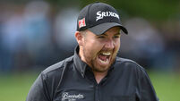 I'm Ryder Cup level, says Lowry
