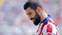 Arda Turan eyes move to Premier League
