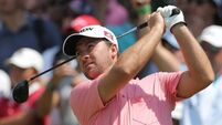 Graeme McDowell chasing hat-trick in France